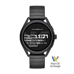Emporio Armani Men's Touchscreen Connected Smartwatch