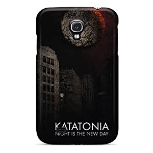 Awesome Katatonia Flip Case With Fashion Design For Galaxy S4