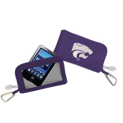 NCAA Kansas State Wildcats ID Wallet (Wildcats Purse)