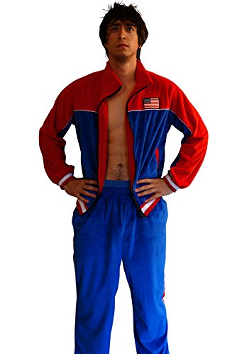 Ping Pong Costume (USA Halloween Costume Basketball Beer Pong Ping Pong Halloween Costumes S)