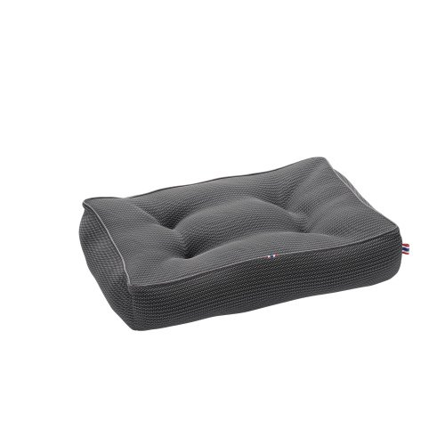 Anthractite l anthractite l HUNTER Dog bed quilted Tgoldnto 100x70 cm anthracite