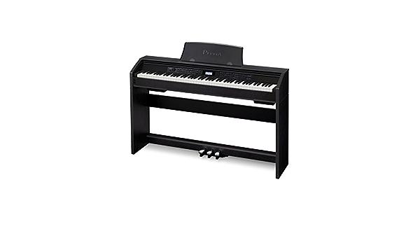 Casio - Privia px 780 bk negro piano de 88 teclas ...