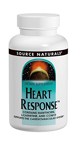 Source Naturals Heart Response, Supports The Cardiovascular System - 90 - Tabs Heart Response 90