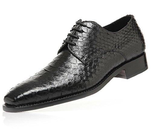 Nbwe Scarpe Artigianali Su Misura Da Uomo Di Lusso Di Fascia Alta Scarpe Di Lusso Scarpe Da Banchetto Scarpe Derby Nere