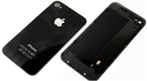 Tapa trasera original Apple Iphone 4, color negro