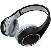 BRAINWAVZ HM2 On-Ear Foldable Headphones with Detachable Cables & In-Line Remote & Microphone