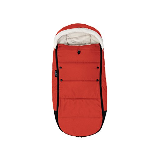 BABYZEN Footmuff - Red by Baby Zen USA