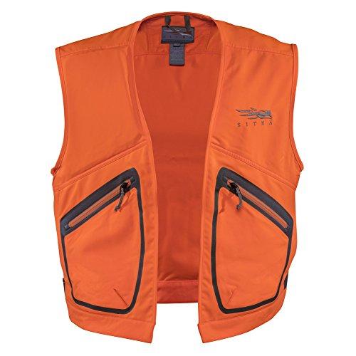 SITKA Gear Ballistic Vest Blaze Orange XXX Large