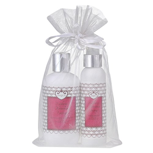 Jaqua Raspberry Buttercream Frosting Luscious Gift Set (Luscious Raspberries)