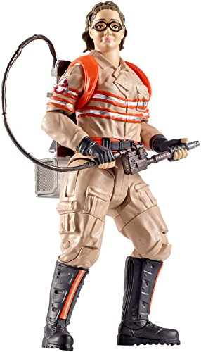 """Ghost Busters 6"""" Abby Yates Figure"""