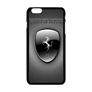 diy zhengCool-Benz Luxury cars logo Scuderia Ferrari Phone case for iPhone 6 Plus Case 5.5 Inch