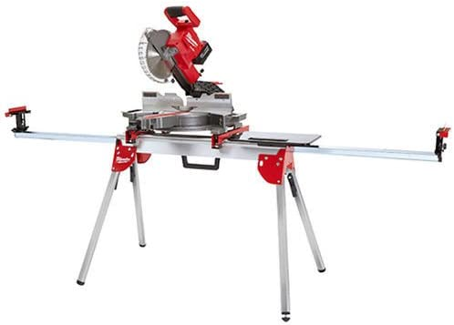 Milwaukee Electric Tool 40-08-0551 Aluminum Folding Miter Saw Stand