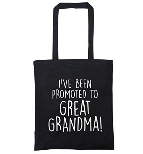 bag tote I've great promoted grandma been to been I've Black xnfgq08Z7g