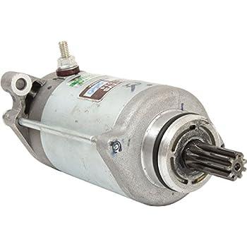 TRV CW DB Electrical SMU0433 Starter For Arctic Cat ATV 550 650 700 Thundercat H2 //UTV Prowler 550 650 700//0825-011 Mud Pro //12 Volt 0825-013 LTD 0825-024 //XTZ