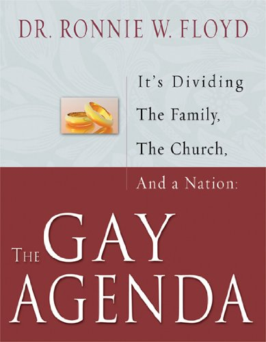 GAY AGENDA, THE: IT'S DIVIDING THE FAMILY, THE CHURCH AND A NATION (Gay The Agenda)