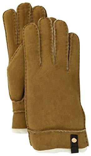 (UGG Women's W Tenney Glove, Chestnut, m)