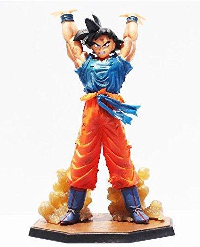 Dragon Ball Z Zero Son Goku Spirit Bomb Pvc Figure Toys Doll Kids Gift