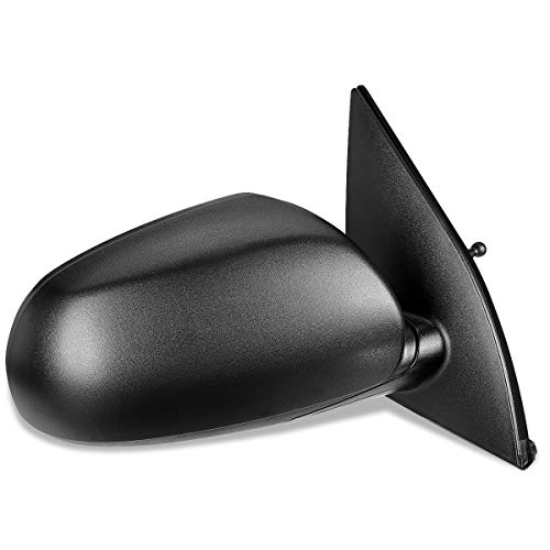 OE Style Manual Passenger/Right Side View Door Mirror Replaces for Hyundai Accent 10-11