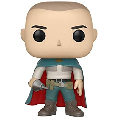 Funko Pop! Comics: Saga - The Will (Styles May Vary) Collectible Figure: Funko Pop! Comics:: Toys & Games