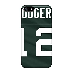 Best Hard Phone Cases For Iphone 5/5s (OdO7560gFpQ) Allow Personal Design Attractive Green Bay Packers Skin
