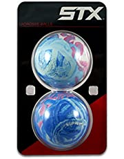 STX Lacrosse Balls, 2 Pack