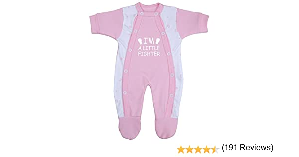 Babyprem Baby Sleeper /& Hat Set Footie Preemie Clothes 1.5-7.5lb