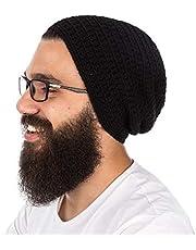 Wool Beanie & Bobble Hat For Unisex