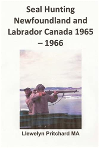 Seal Hunting Newfoundland and Labrador Canada 1965-1966: