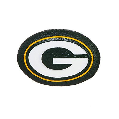 Team Sports America Green Bay Packers Your Team Rocks Team Logo Garden Rock