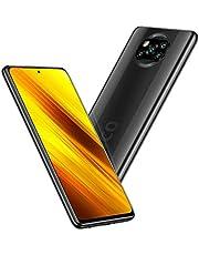 "$274 » Xiaomi Poco X3 NFC 128GB, 4GB RAM, 5160mAh (typ) Large Battery, 6.67"" DotDisplay, QUALCOMM Snapdragon GSM LTE Factory Unlocked Smartphone - International Version"