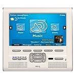 ON-Q Unity - System Interfaces 7'' LCD Console with High Performance Lyriq - Light Almond (HA5010-LA)