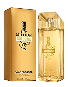 Paco Rabanne 1 Million Cologne Eau De Toilette Spray 125 Ml Amazon