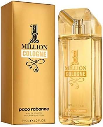 Paco Rabanne 1 Million Cologne, 4.2 Fl Oz