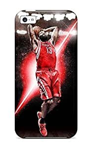 Cute Appearance Covers/PC RRO12223jXlr Houston Rockets Cases For SamSung Note 2 Case Cover