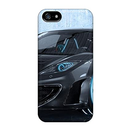 Amazon.com: Case Cover Protector For Iphone 5/5s Mclaren Mp4 ...