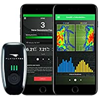 PLAYERTEK Wearable GPS Tracker for Football with App to...