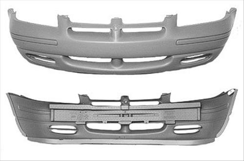 OE Replacement Dodge Stratus Front Bumper Cover (Partslink Number CH1000241)