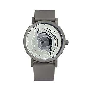 Projects Watches Terra-Time 7300 Reloj Acero inoxidable cepillado