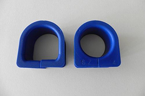 (Compatible with Suzuki Grand Vitara 2004-2005 XL-7 2004-06 Steering Rack Bushings Polyurethane)