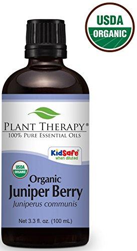 Plant Therapy Juniper Berry Organic Essential Oil 100 ml