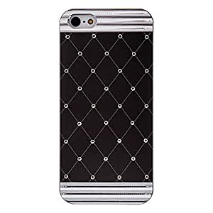 WEV Gypsophila Style Metal Hard Case with Interior Matte Protection for iPhone 5/5S (Optional Colors) , Silver