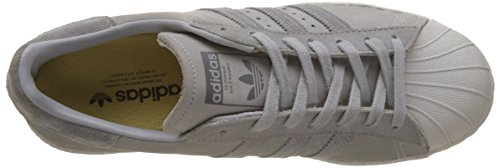 80s Mid Men's Grey Superstar Mid Fitness White Grey Grey Shoes adidas EfSBqxzE