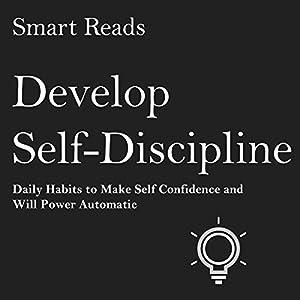 Develop Self-Discipline Audiobook