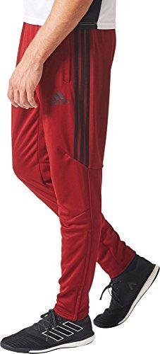 Burgundy Collegiate Veste Adidas Tiro17 black Homme Trg XUaH1HB