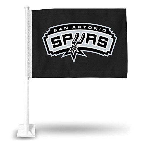 - Rico Industries NBA San Antonio Spurs Car Flag