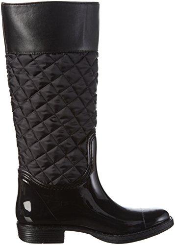 XTI 30346, Zapatillas de Estar por Casa para Mujer negro