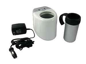 MOBICOOL HOT and COLD AC/DC Beverage Holder w/mug