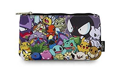 Loungefly Pokemon All-Over Print Coin Purse Wallet, 8 X 4.5 inches Photo