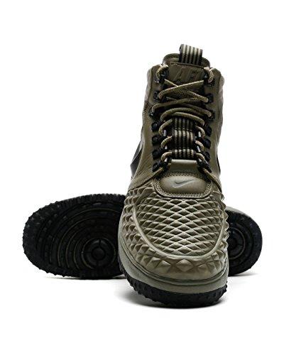 Chaussures Nike Moyen Olive Course Max Homme Loup Gris Noir Prm 1 En Pour Air Cuir De qxCAwx41