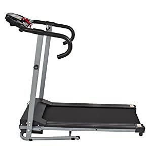 Best Choice Products Black 500W Portable Folding Electric Motorized Treadmill Running Machine from Best Choice Products